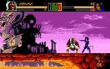 Shaq Fu Amiga Another tournament round.