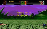Shaq Fu Amiga Double knock out means no one wins the round!