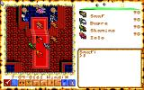 Ultima VI: The False Prophet Amiga Three gargoyles must be defeated by the throne.