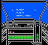 MetalMech: Man & Machine NES Your Mech's Control Panel (Select Key)
