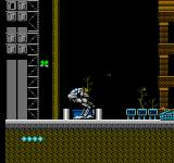 MetalMech: Man & Machine NES Swarmed by enemies