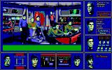 Star Trek: The Rebel Universe DOS The bridge