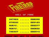 FireTrap ZX Spectrum Hall of Fame - MobyG