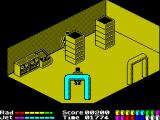 Chain Reaction ZX Spectrum Computer room?