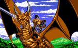 DragonStrike Amiga Starting the first mission