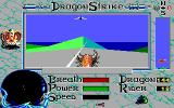 DragonStrike Amiga Starting out on a tower platform