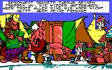 Asterix and the Magic Carpet DOS Abraracurcix talking (EGA)