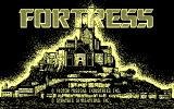 Fortress PC-88 Title screen