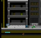 MetalMech: Man & Machine NES Some kind of underground passageway