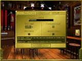 Saloon Shootout Windows Title and Game mode selection