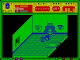 The Fifth Quadrant ZX Spectrum PLOT and robot
