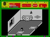 The Fifth Quadrant ZX Spectrum SLOG in room with lift