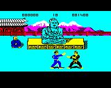 Kung-Fu: The Way of the Exploding Fist BBC Micro Fighting