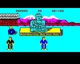 Kung-Fu: The Way of the Exploding Fist BBC Micro Time is over. No winner yet.