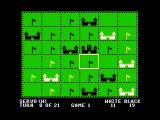 Fortress Apple II Black is winning; the next move should be...?