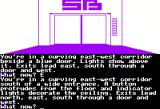 Silicon Dreams Apple II Snowball: the ship is full of corridors