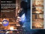 Crime Scene Manhattan: The Real Car-Shooter Windows Mission briefing (German version)