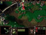 Warcraft III: Reign of Chaos Macintosh Attacking human guard towers