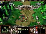 Warcraft III: Reign of Chaos Macintosh Attacking human Knights