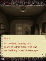 Silent Hill: Orphan J2ME After a while you get to play as another character: Moon