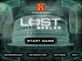 The History Channel: Lost Worlds Macintosh Title start