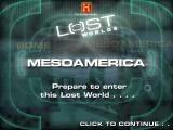 The History Channel: Lost Worlds Macintosh Mesoamerica