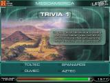 The History Channel: Lost Worlds Macintosh Mesoamerica Trivia 1