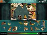 The History Channel: Lost Worlds Macintosh Mesoamerica Puzzle 16 - Reassemble
