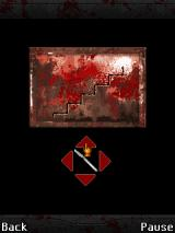 Silent Hill Mobile 2 J2ME Here I have to carve a pattern into the painting