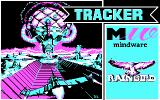 Tracker DOS Title screen