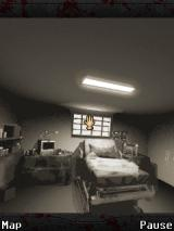 Silent Hill Mobile 2 J2ME In a patient's room