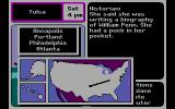 Where in the U.S.A. Is Carmen Sandiego? DOS Traveling across the good old US of A! (CGA with RGB monitor)
