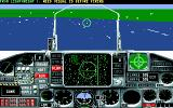 Flight of the Intruder DOS Cockpit view