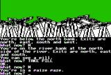 Silicon Dreams Apple II Return to Eden: in a maize maze
