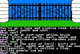 Silicon Dreams Apple II Worm in Paradise: gate of Ivril