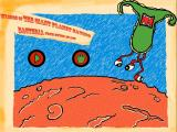 Invasion of the Giant Planet Eating Bacteria From Outer Space Browser Title screen