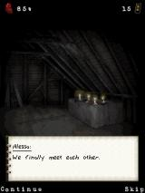 Silent Hill Mobile 3 J2ME Meeting with Alessa