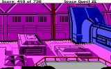 Space Quest III: The Pirates of Pestulon DOS Roger finds himself in the midst of a huge machine complex