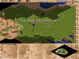 Age of Empires: Pocket PC Edition  Windows Mobile Level complete