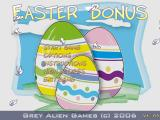 Easter Bonus Windows Main menu
