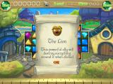 The Wonderful Wizard of Oz Windows Introducing your first bonus item, the lion!
