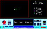 Skyfox PC-88 Main menu