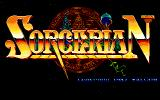 Sorcerian PC-88 Title screen