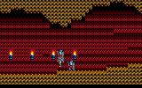 Sorcerian PC-88 Cozy light in the cavern