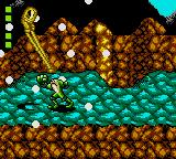 Battletoads Game Gear Tall guy