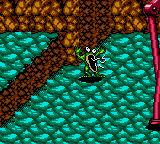 Battletoads Game Gear Level 1 Boss
