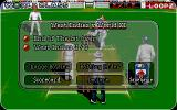 Allan Border's Cricket Atari ST End of the first over