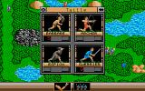 The Ancient Art of War Atari ST This squad contains 14 soldiers