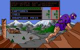 The Ancient Art of War Atari ST Game over