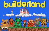 Builderland: The Story of Melba Atari ST Title screen